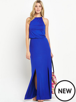 Love this royal blue with side splits from Littlewoods for €39