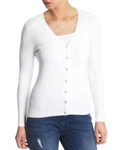 Savida White Cardigan from Dunnes Stores